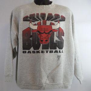 Men's Chicago Bulls Sweatshirt XL CL631 0419